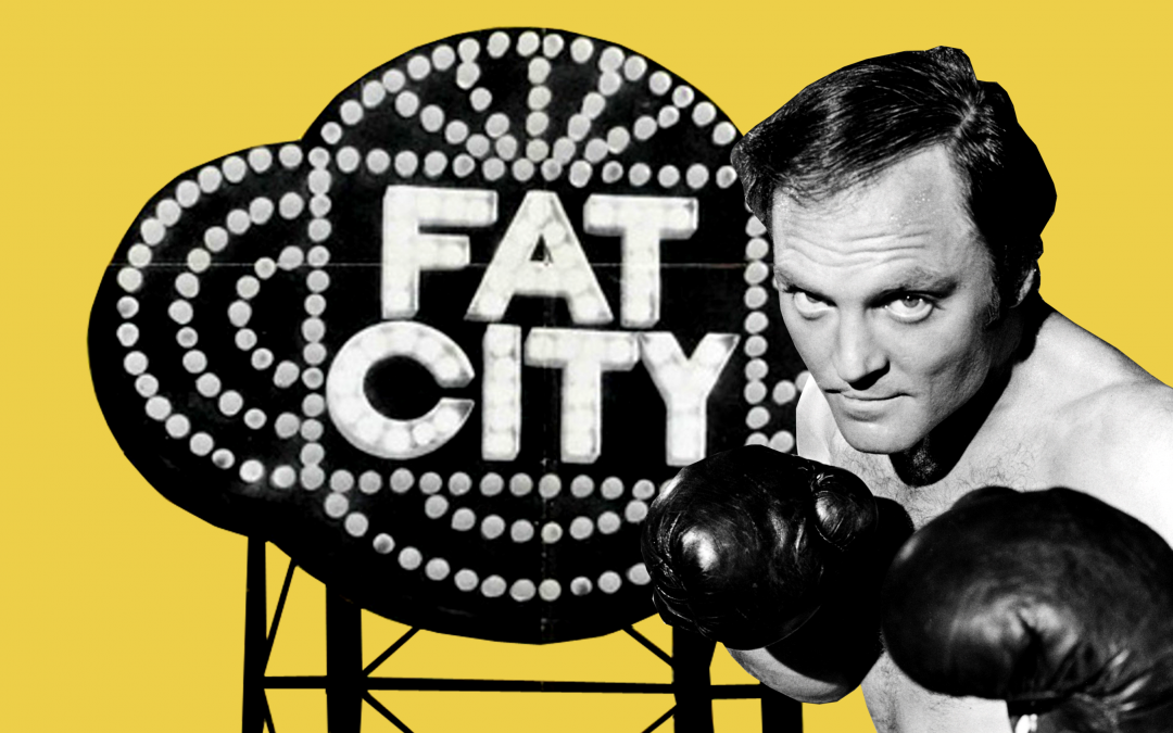 Up in Fat City: On The Set With Keach And Huston