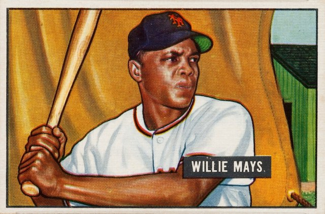 The Homecoming of Willie Mays