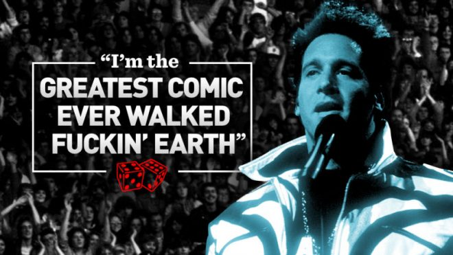 Little Big Mouth: The Unfunny Comedy of Andrew Dice Clay