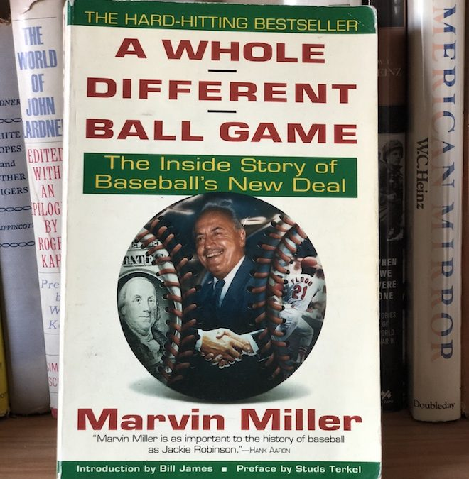 The Stacks Chat: Marvin Miller