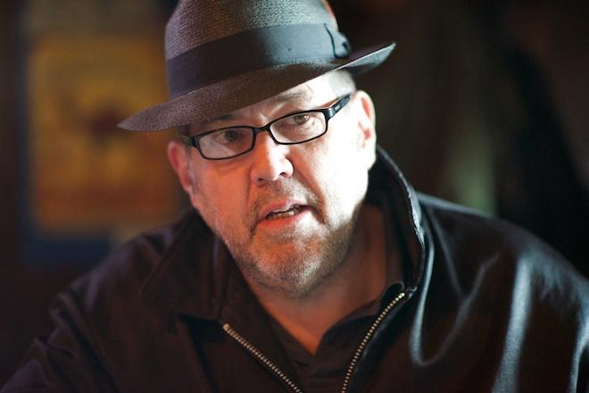 The Stacks Chat: Gregg Sutter