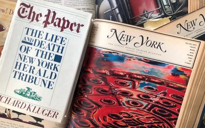Wolfe and Breslin and the Birth of New York Magazine