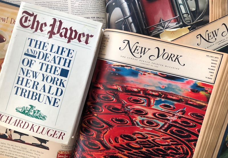 Wolfe And Breslin And The Birth Of New York Magazine The Stacks Reader