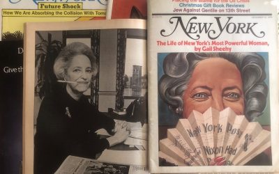 The Life of the Most Powerful Woman in New York