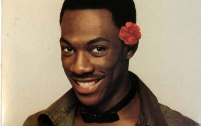 Eddie Murphy Is on Top of the World