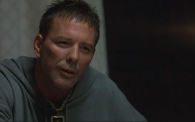 Mickey Rourke Doesn't Smell