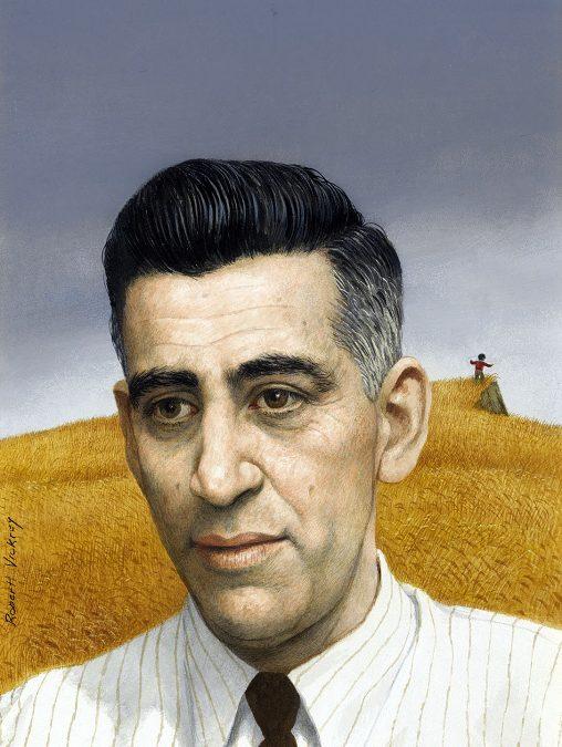 J. D. Salinger in Retreat…