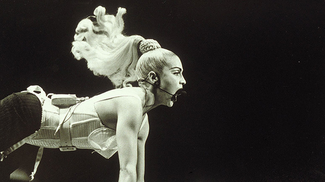 Madonna: The Naked Truth