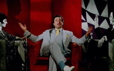 Scorsese's Strange Realm