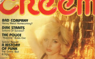 Creem Magazine is Having a Moment
